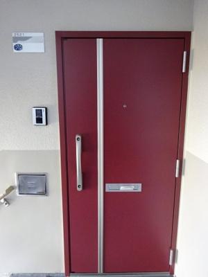 令和2年交換済みの玄関ドア
