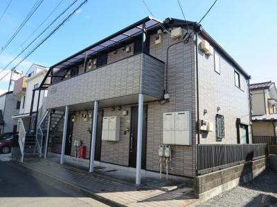 3路線利用可の長津田駅徒歩6分の1K