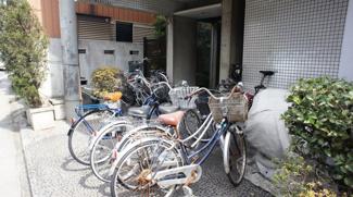 駐輪場スペース