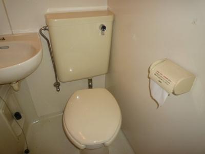 【トイレ】ブードワール