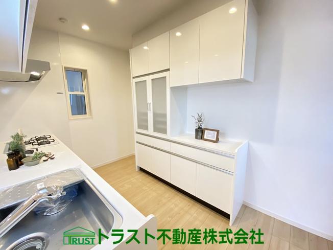 【キッチン】明石市本町1丁目 新築一戸建