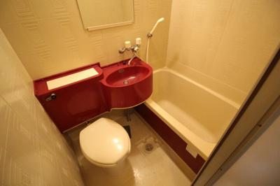 【浴室】メゾン・ド・キビック