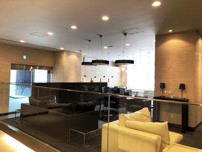 ゲストルームなど、共用設備が充実しています。