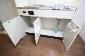 【キッチン】レジデンス六甲