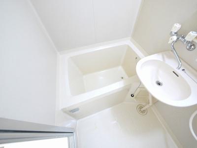 【浴室】ソレイユ(田部町)