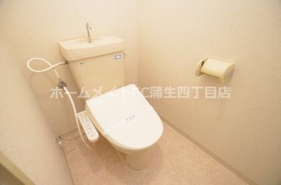 【トイレ】シャトーレイクルイーズ