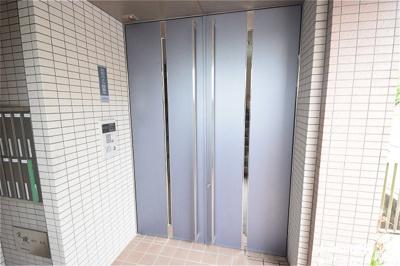 【エントランス】ハピネス昆陽池