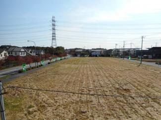 グランファミーロ野田みずき3期 土地 梅郷駅