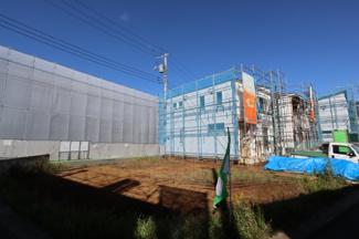 グランファミーロ八千代緑が丘 土地 八千代緑が丘駅 3方面道路の角地になるので、陽当たりはしっかり確保できます。