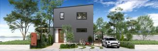 グランファミーロ八千代緑が丘 土地 八千代緑が丘駅 ジブンハウス参考プラン例 建物面積103.52㎡ 建物価格1511万円 スタイリッシュなコンビネーション、普遍的なネオクラシックコンセプト。