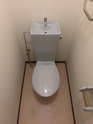 【トイレ】ニシシンヴィレッジ