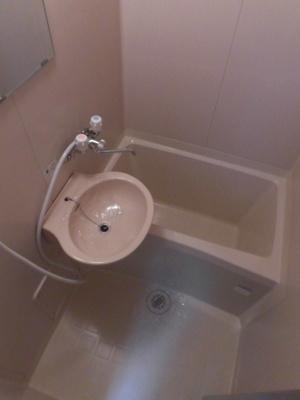 【浴室】ニシシンヴィレッジ