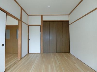 【寝室】メゾンドフレア