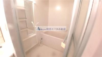 【浴室】ベルビュー