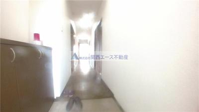 【玄関】ベルビュー