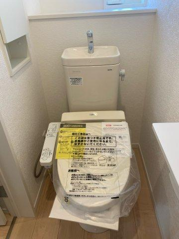 1階トイレ収納