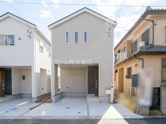 千葉市花見川区畑町 新築分譲住宅 ※外観施工例です。