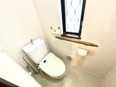 【トイレ】下津戸建