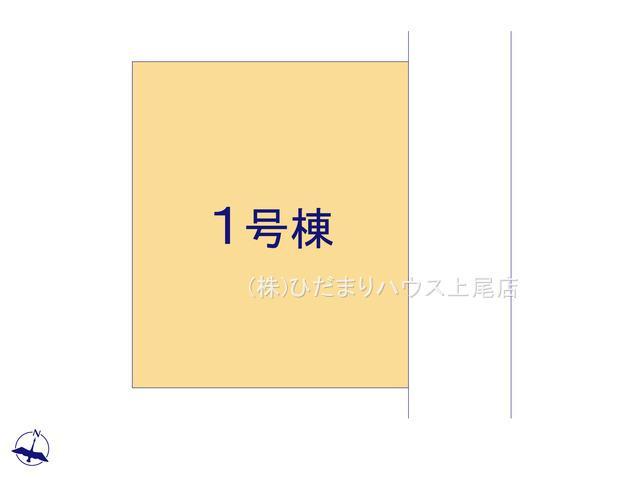 【区画図】西区内野本郷 新築一戸建て リーブルガーデン 01