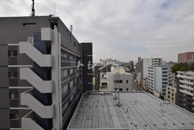 【展望】江戸川橋ステーションレジデンス