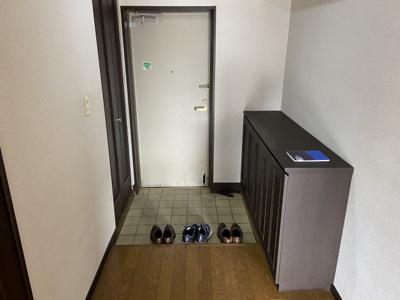 【玄関】ライオンズマンション博多南第3