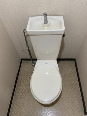 【トイレ】ライオンズマンション博多南第3