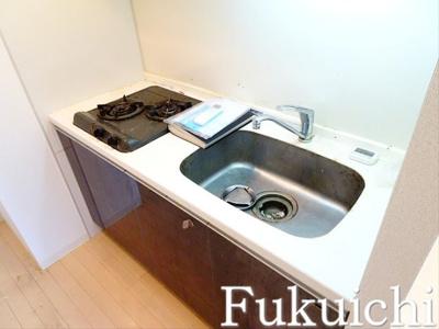 【キッチン】ユニフォート目黒中町