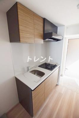 【キッチン】江戸川橋ステーションレジデンス
