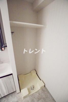 【洗面所】江戸川橋ステーションレジデンス