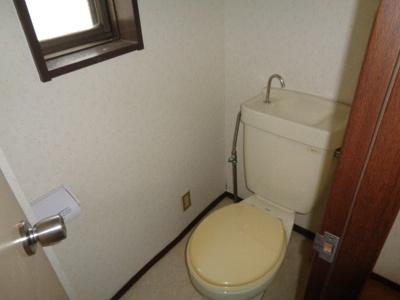 【トイレ】第3チェリーハイツ