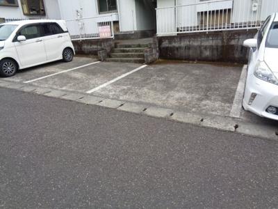 【玄関】第3チェリーハイツ