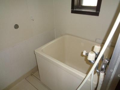 【浴室】第3チェリーハイツ