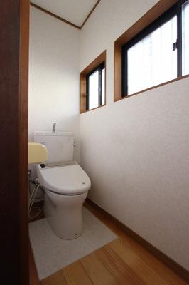 【トイレ】温品3丁目戸建て
