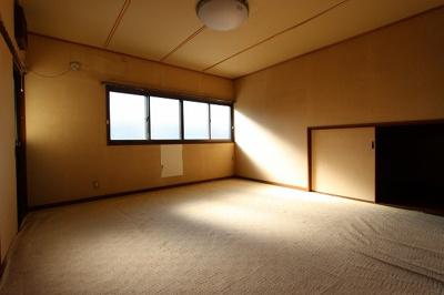 【居間・リビング】温品3丁目戸建て