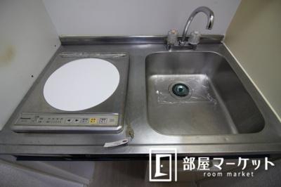 【キッチン】フラットグリーン