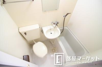 【浴室】フラットグリーン