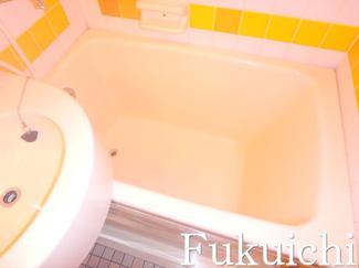 【浴室】ライオンズマンション碑文谷