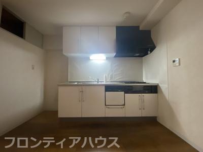 【キッチン】サニーハウス灘