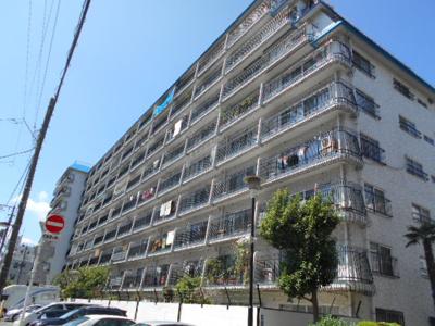 秀和第3東陽町レジデンス、9階建ての3階部分です。