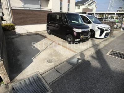 【駐車場】ウィンクルム