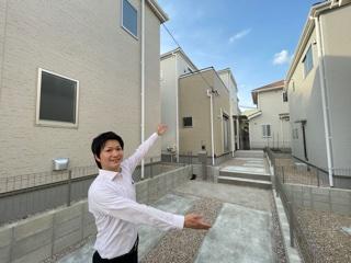 近隣完成物件も案内いたします! 新築戸建の事はマックバリュで住まい相談へお任せください。