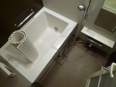 【浴室】日神デュオステージ蔵前NEXT