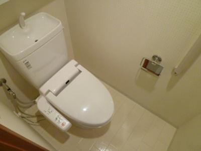 【トイレ】日神デュオステージ蔵前NEXT