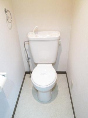 【トイレ】ヴィラ東海15号館