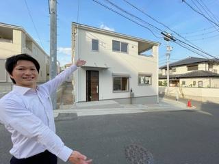 【外観】緑区小坂2丁目 3号棟<仲介手数料無料>新築一戸建て