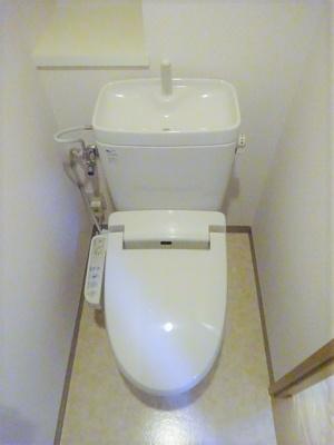 【トイレ】アーバンコンフォート本町通