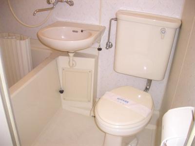 【トイレ】コート・ケイⅠ
