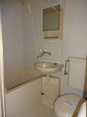 【浴室】コート・ケイⅠ