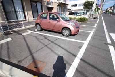 【駐車場】セシル豊浜