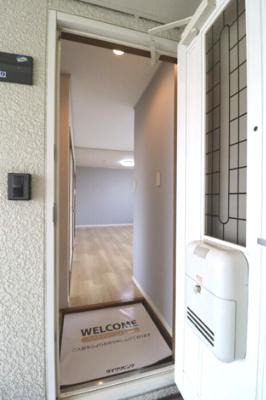 【玄関】セシル豊浜